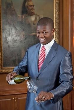 Thato Goimane -  South African Sommelier: