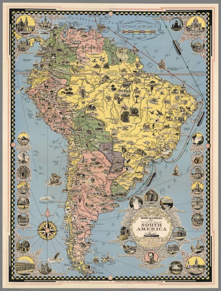 América del Sur.