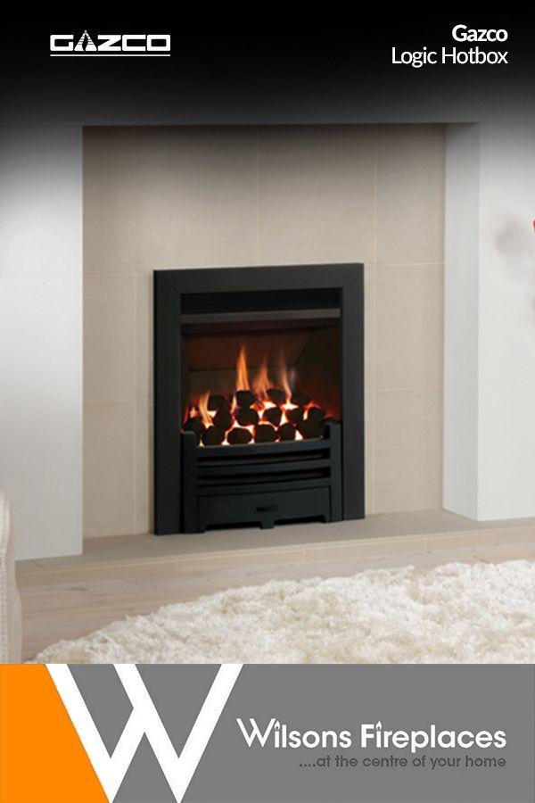 Gazco Gas Fires Home Fire