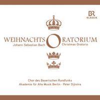 Écoutez «J.S. Bach: Weihnachts-Oratorium, BWV 248 (Live)» de Chor des Bayerischen Rundfunks, Akademie für Alte Musik Berlin & Peter Dijkstra sur @AppleMusic.