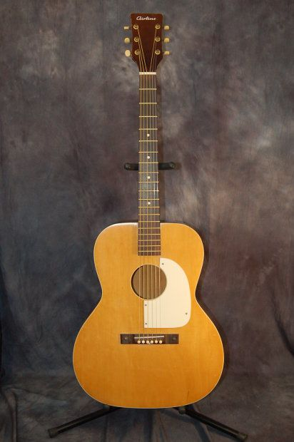 Montgomery Wards Airline Auditorium Size Flat Top Acoustic