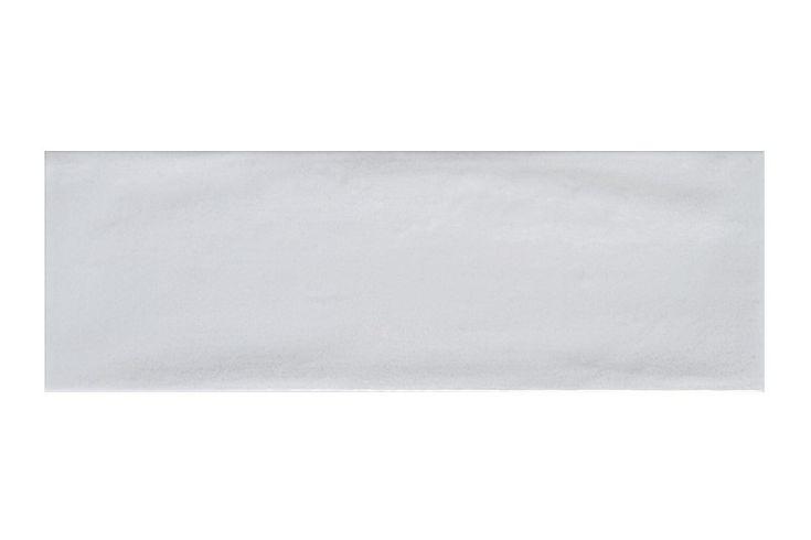 Rustico XL White Wall Tiles 10x30cm