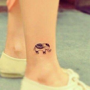56 tatuajes increíblemente lindos y discretos que a toda chica le encantarán