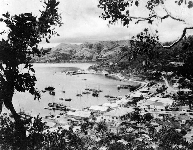 Port Moresby - New Guinea 1944