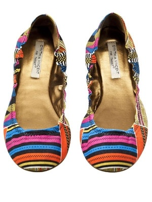 flats: Vincent Of Onofrio, Fashion Shoes, Style, Cynthia Vincent, Cute Flats, Tribal Flats, Shoes Collection, Target Shoes, Ballet Flats