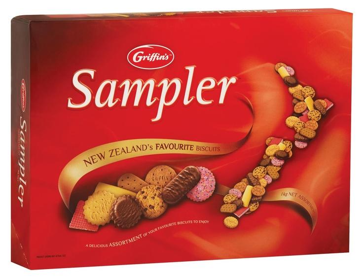 Griffins Sampler Biscuits