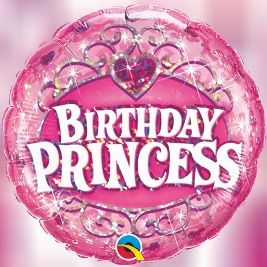 """Happy Birthday Princess"""