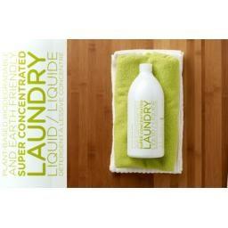 Laundry Liquid, Rosemary & Peppermint, 946ml : P'LOVERS
