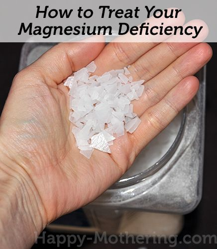 Transdermal Magnesium Therapy // works better than eating magnesium-rich foods since the deficiency already causes malabsorption of nutrients into your digestive tract.