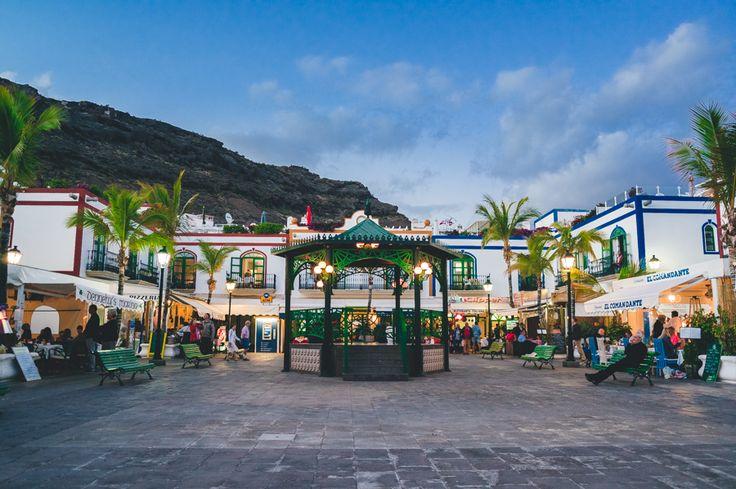 Canary Islands Puerto de Mogan Gran Canaria Crimenes de la Moda blog