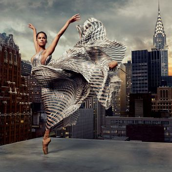 Ballerina Misty Copeland on Breaking Barriers, Loving Her Strong Body, and Realizing Her Dreams
