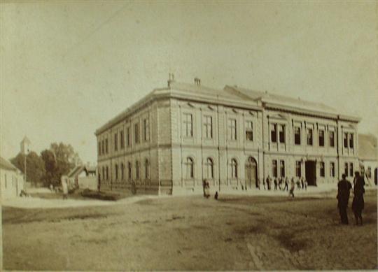 Občanská záložna, 1884