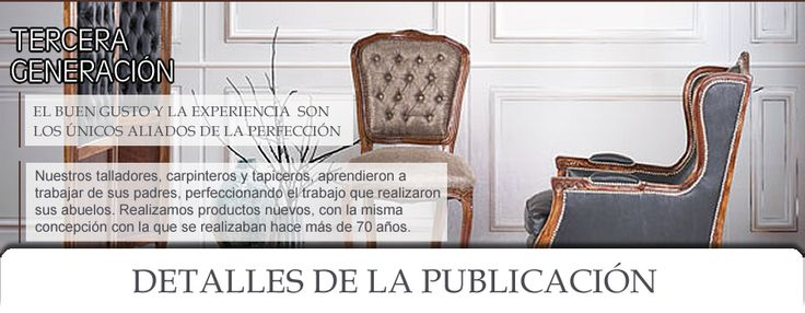 (2) Par De Sillones Coloniales Luis Xv-xvi-ingles-frances - $ 32.670,00 en Mercado Libre