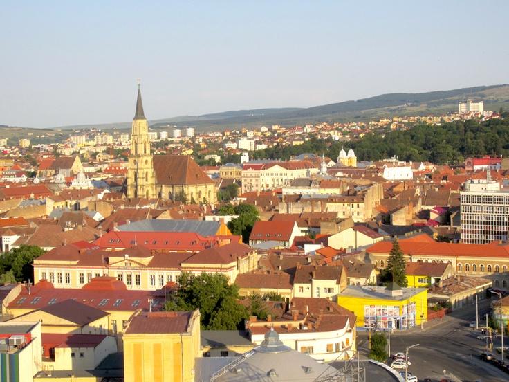 Cluj-Napoca, Romania // #travel