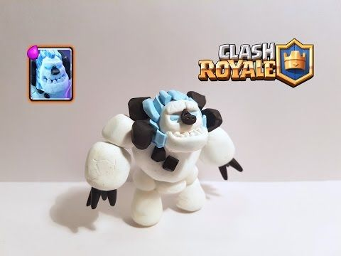 Clash Royale Ice Golem - YouTube
