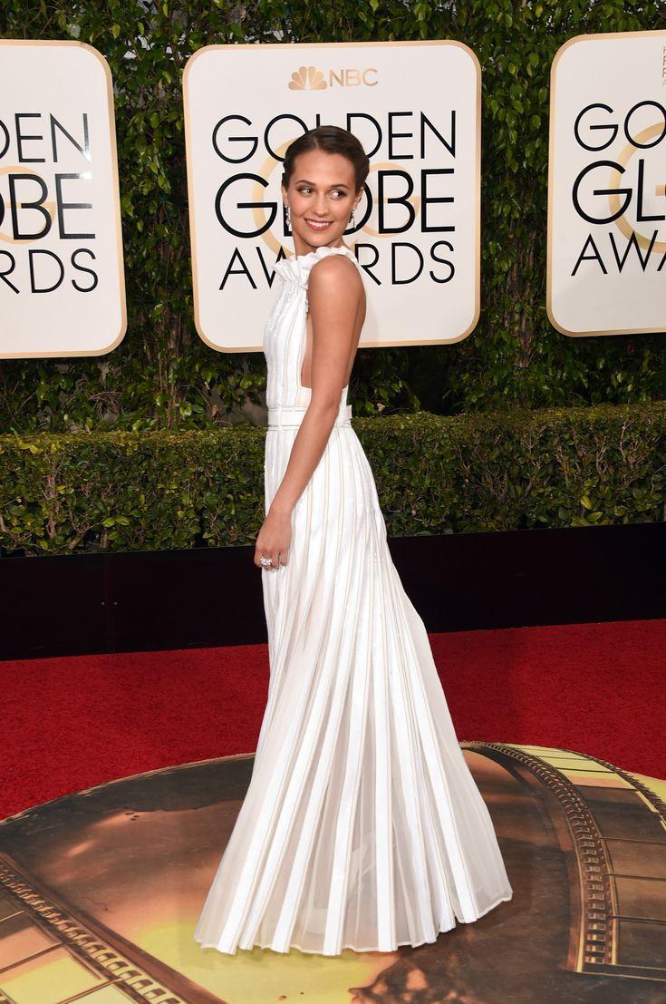 Golden Globes 2016: Best Red Carpet Dresses Photos | W Magazine