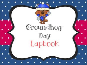 This Groundhog Day Interactive Lapbook is full of fun activities.  Students will get to learn about other names groundhogs have.  They will get to meet and learn about Punxsutawney Phil and create a book about him.  They will learn and complete an activity about 5 interesting groundhog facts.