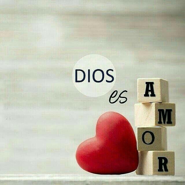 DIOS es AMOR. ❤