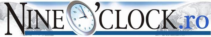 Nine O'Clock news in Romania