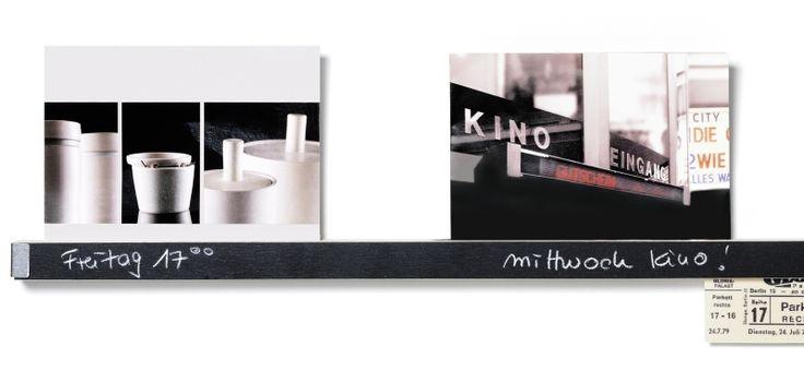 Klemmleiste Clip Rail 60 cm | side by side