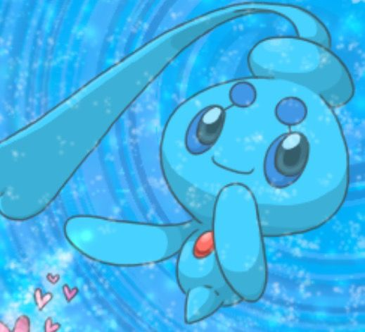The product of when you breed ditto with Manaphy and also my fav Pokemon of all time