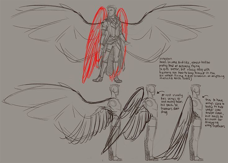 How To Draw Wings On A Human I Don 39 T Draw This Style But Someone Might Wings Drawing Art Reference Poses Art Reference Photos