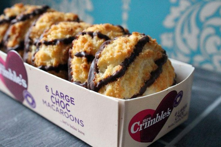 Mrs Crimble's chocolate macaroon review - Free From Fusion