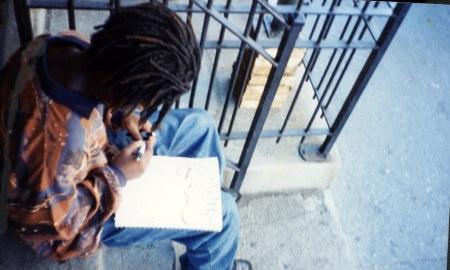 I loves drawing! :D