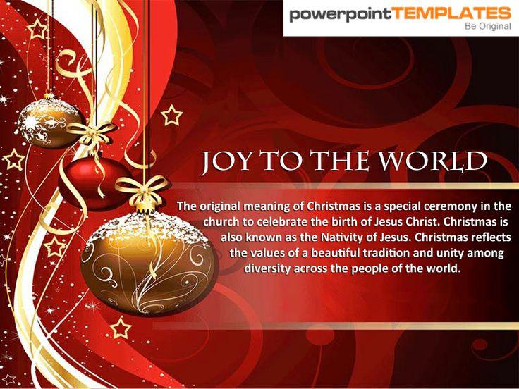 Get easily editable templates on Christmas.