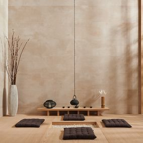 If there is a 100% versatile collection, it's Leeds. Industrial in origin and adventurous in spirit. Discover this superbly designed porcelain tile collection.  ➡ http://bit.ly/CasaInfinita-LEEDS  #CasaInfinita #KerabenGrupo #arquitectura #diseñodeinterior