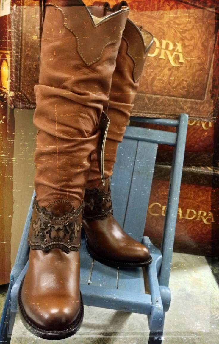 Cuadra Boots at Cleverly Simple Boutique KCMo