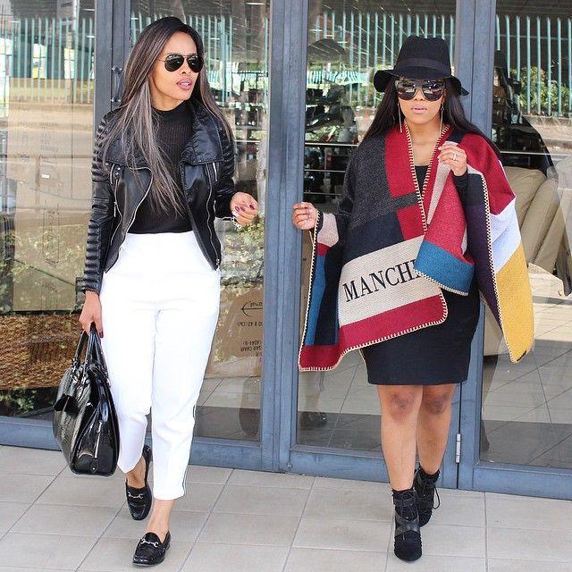 Kefiboo and Tshego Manche