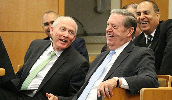 """Élder Holland disse que o Brasil é uma """"nação em mudança espiritual"""". Leia em: http://mormonsud.net/igreja-no-brasil/noticias-locais/brasil-nacao-em-mudanca/"""