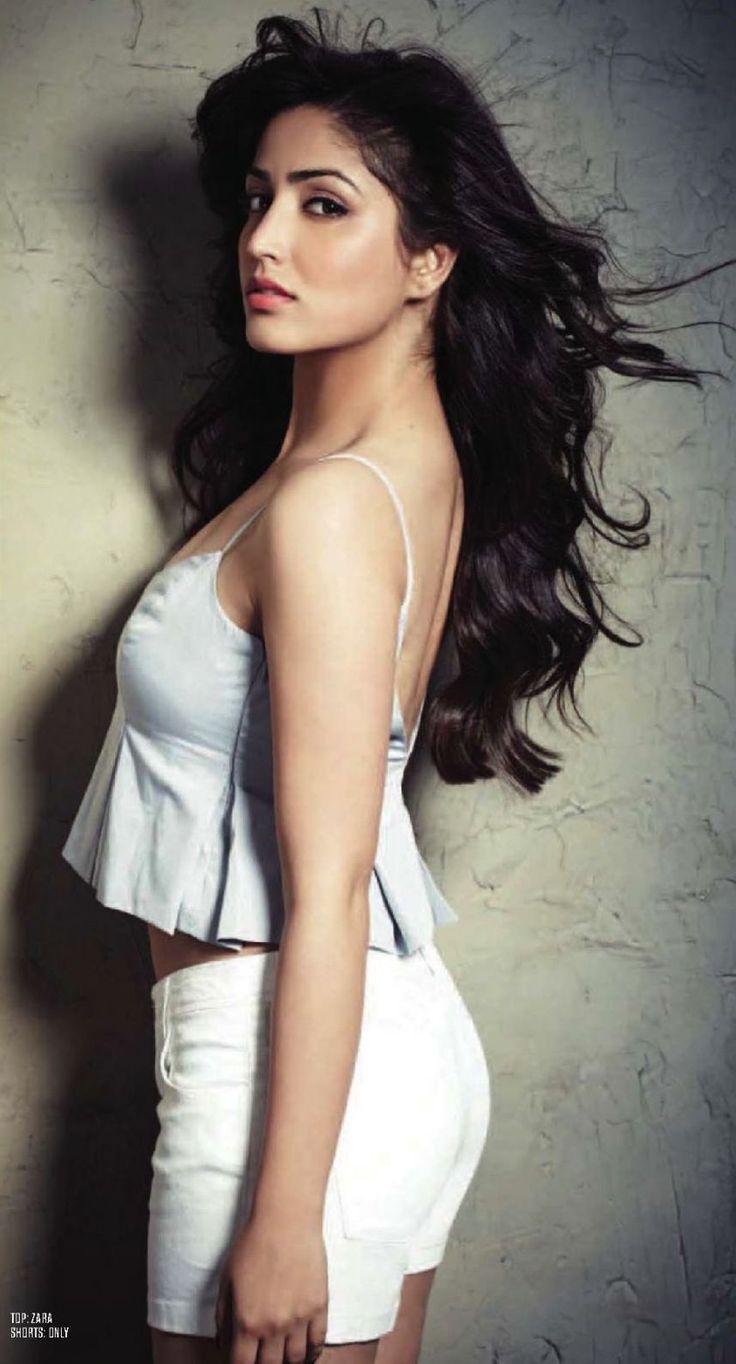 Yami Gautam sexy photoshoot for FHM India. #Style #Bollywood #Fashion #Beauty