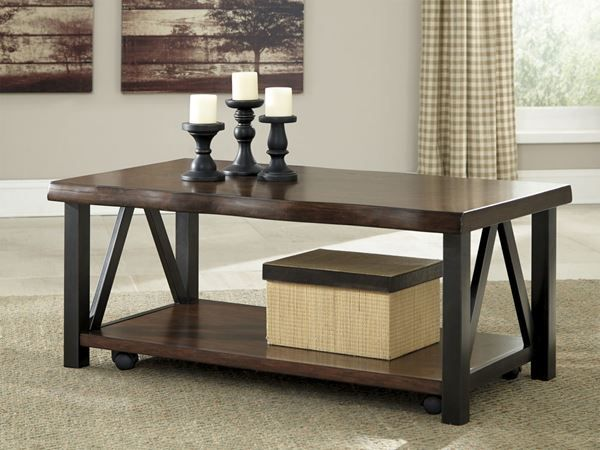 Esmarina Rectangular COFFEE Table * D by Ashley Furniture is now available at American Furniture Warehouse. Shop our great selection and save!
