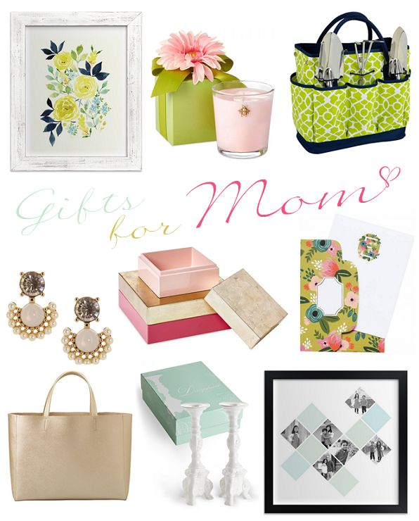 LYH Blog: Pretty Gift Ideas for Mother's Day