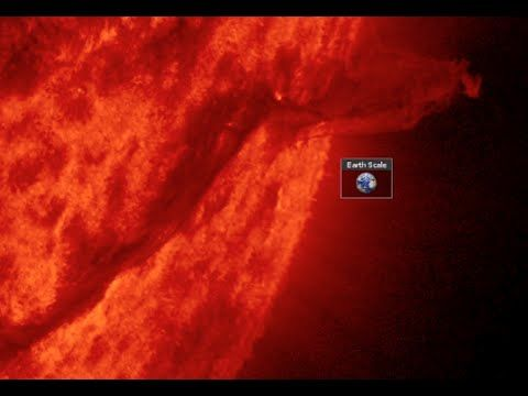 Exoplanet, Space Weather, Storm Update | S0 News February 15, 2015: http://youtu.be/gVXyBGwnJwE