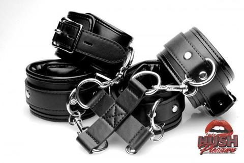 Hog-Tie Restraint System
