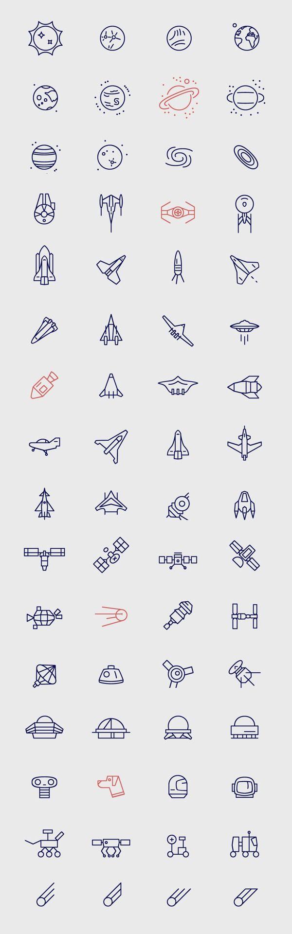Infinity - Free Space Icons Cumpleaños del espacio