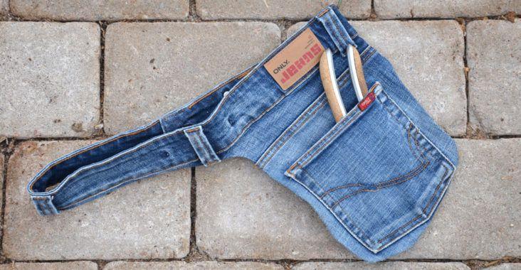 Återbruka jeans ~ Diagnos:Kreativ