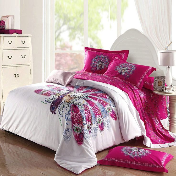 392 Best Images About Bedding & Bed Sets On Pinterest