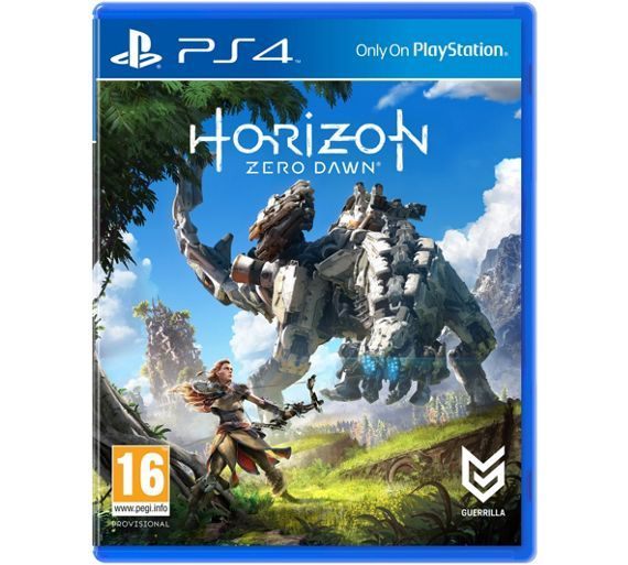 Buy Horizon Zero Dawn PS4 Pre-order Game at Argos.co.uk, visit Argos.co.uk to shop online for PS4 games, PS4, Video games and consoles, Technology