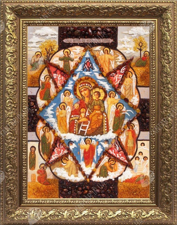Неопалимая Купина икона Божией Матери: значение, в чем она помогает от производителя ТМ Янтарь Полесья