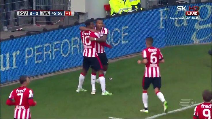 Eredivisie 2014-2015 PSV-FC Twente 2-0