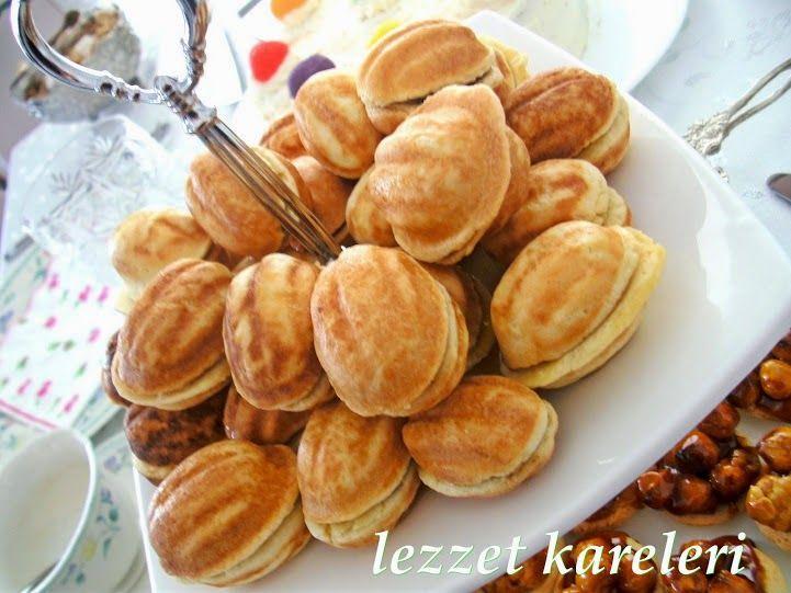 yetur'la lezzet kareleri: tatlı kurabiyeler