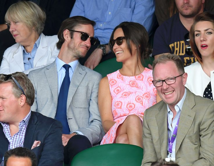 7 things to know about Pippa Middleton's wedding to James Matthews as they put their finishing touches on their special day.