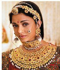 indian costume jewellry