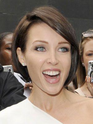 Dannii Minogue   Celebrity hair