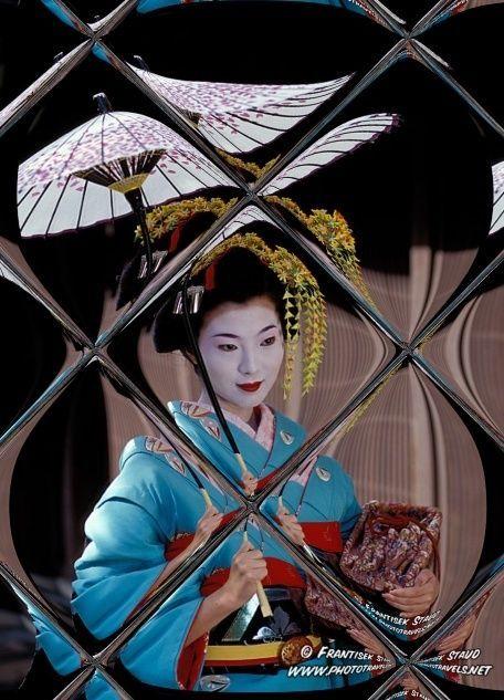 Japanese Maiko.
