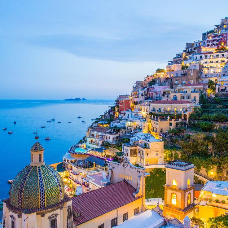 Positano es uno de los tesoros que pueden encontrarse en la Costa Amalfitana de Italia.
